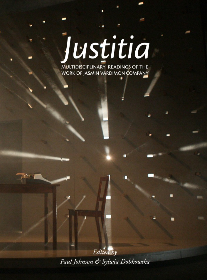 Justitia Cover Front Image